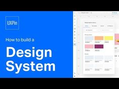 UXPin   How To Build a Design System - YouTube