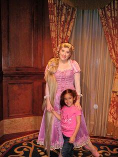 Rapunzel y sara