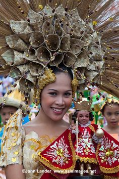Festival in the Philippines