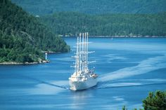 Windstar Cruises is small ship cruising (yachting) at its best! http://www.windstarcruises.com/