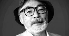 Hayao Miyazaki: his creative, imaginative mind taking us to magical worlds, nested inside real life. the films are amazing.