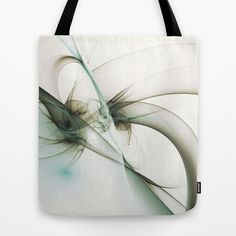 Development, Abstract Art Tote Bag - printed Tote Bag with the Design on both Sides.