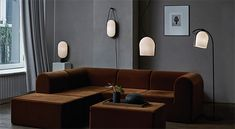 New modern lamps series with reference to LE KLINT's DNA will kick off our 75th anniversary year.