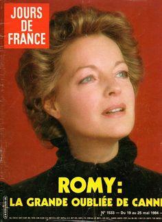 Jours DE France N°1533 Romy Schneider Lady Helen LE Pape | eBay