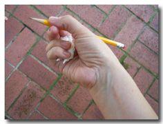 ceruzafogás