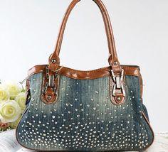 Rhinestone Cowboy Bag