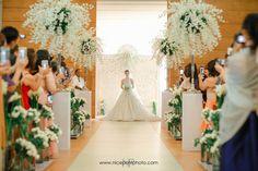 Kaye Abad and Paul Jake Castillo's wedding in Cebu by Nice Print Photo Filipiniana Wedding Theme, Wedding Gowns, Wedding Flowers, Wedding Blog, Wedding Photos, Dream Wedding, Wedding Ideas, Toni Gonzaga Wedding