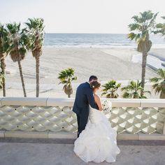 Reflection Before The Wedding Reception Luxury Beach Hotel Casa Del Mar Santa Monica