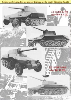 Heavy And Light, Germany Ww2, Afrika Korps, Military Weapons, World War Two, Military Vehicles, Wwii, Tanks, Air Force