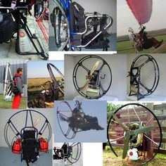 Build and Fly a Paramotor - Safely and Inexpensively : 19 Steps (with Pictures) - Instructables Powered Parachute, Kit Planes, Light Sport Aircraft, Kite Making, Air Machine, Flying Vehicles, Experimental Aircraft, Hobbies To Try, Flying Boat
