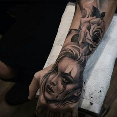 Cool Hand and Arm Tattoo Designs For Guys - Best Arm Tattoos For Men: Cool Arm Tattoo Designs and Ideas For Guys - Badass Upper, Lower, Sleeve, and Back of Arm Tattoos Tattoos For Guys Badass, Hand Tattoos For Guys, Cool Arm Tattoos, Feather Tattoos, Tattoos For Women Small, Trendy Tattoos, Foot Tattoos, Cute Tattoos, Beautiful Tattoos