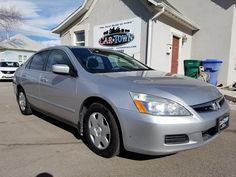 PRICE REDUCED: Cleanest Accord in Utah!!! Immaculate interior!  New Michelin tires!  Super low mileage and incredibly well cared for!  Keyless entry, Cruise control and all power options! Youve got to come see this one!!!  Clean Title!  Call or TEXT Jason at 801-808-1440 or Aaron at 801-859-9090 This one will not disappoint... come see why so many happy customers recommend Car Town! Highest in class safety ratings, fuel economy and reliability!!!   Clean title, Carfax certified & Non-smok...
