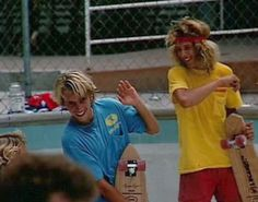 Jay Adams and Tony Alva, before Dogtown.  Wow!  http://www.makahaskateboards.com/