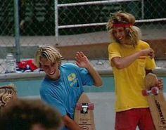 Jay Adams and Tony Alva, before Dogtown.  Wow!  http://www.makahaskateboards.com/