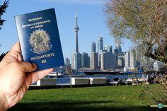 Visto para Canadá não é mais exigido pra brasileiros