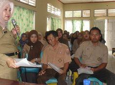 Pelatihan Tenaga Entry Data untuk Mendukung Pelaksanaan Studi EHRA di Kabupaten Way Kanan, Provinsi Lampung Website