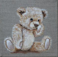 tableau peinture sur lin
