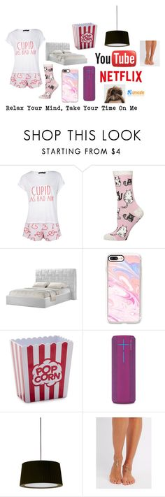 """""""Once In your Life, You Gotta Kick a Light ..."""" by rileeyyy on Polyvore featuring Boohoo, Dorothy Perkins, Baxton Studio, Casetify, Sur La Table, Santa & Cole and Charlotte Russe"""