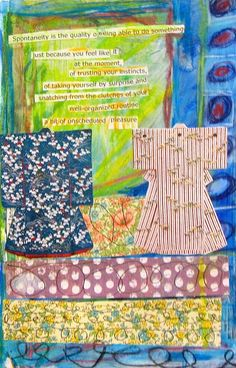journal page, diana trout