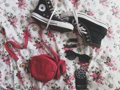Converse are great