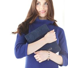 Stowaway Sleeve in Waterloo Stop from the PPB Embossed Collection #tablet #ipadcase #petuniapicklebottom #ppb