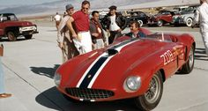 Snapshot, 1955: Carroll Shelby in Palm Springs | Classic Driver Magazine