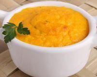 Mini flans de carottes en cocotte : http://www.fourchette-et-bikini.fr/recettes/recettes-minceur/mini-flans-de-carottes-en-cocotte.html