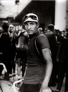 ......Bartali - no wonder his style is still imitated!