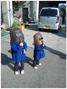 【かわいすぎ】 溶接面つけて金環日食を観察する幼女たちの写真が可愛すぎると話題に 海外でも猛烈な勢いで拡散中 | ニュース2ちゃんねる