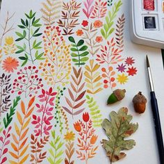 Shared joy is different when both  people agree and share the moment as one.... Watercolor Pattern, Watercolor Flowers, Pantone, Plastic Cutting Board, Paint Chips
