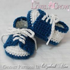 "Baby Booties ""Little Sport Saddles"""