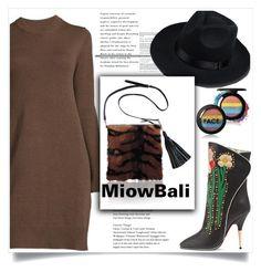"""""""MiowBali 5"""" by zenabezimena ❤ liked on Polyvore featuring Gucci"""