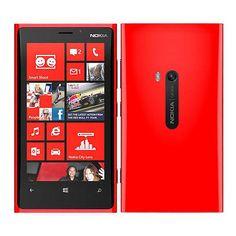 New-Nokia-Lumia-920-32GB-Red-Unlocked-Windows-Phone-4G-LTE-AT-amp-T-Smartphone-8MP
