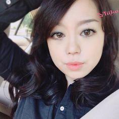 Love this eyeshadow that I got yesterday�� How do I look? 昨日購入したアイシャドウ、似合ってるかな?うふふ������ #eyeshadow #mac #blue #glitter #makeup #cosmetic #longisland #outlet #driving #love #beautiful #japan #healty #food #diet #gym #like4like #follow http://ameritrustshield.com/ipost/1550427156864314860/?code=BWEOUjfBC3s