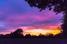 Norley sunset taken by Manny Elias AKA Bongo