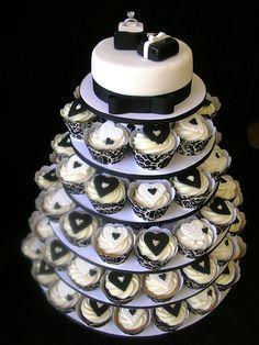 Diamond Engagement Ring Cake