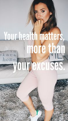 Make your health a priority! 👊💪 CAMILANOW.COM
