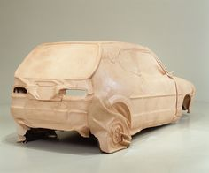 some sort of crazy car shell/skin