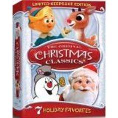 Original Christmas Classics DVD. Original Christmas Classics DVD, Enjoy a movie in the comfort of your own home. Price: $34.95