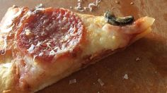 Greek yogurt is the secret ingredient in this two-ingredient pizza crust recipe that is quick and easy to prepare.