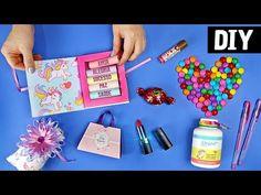 6 DIYS FÁCEIS e BARATOS Dicas para Presentear - YouTube