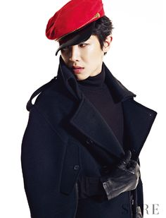 MBLAQ's Lee Chang Sun (이창선) aka Lee Joon (이준) for Sure Magazine - January 2014