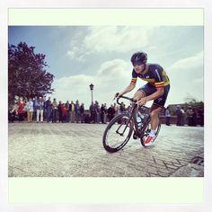 Photo by kramon_velophoto: Tom Boonen is back!