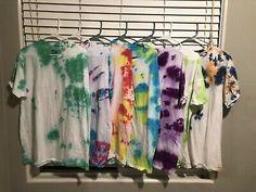 HI-Dye tye dye t shirts xl , Remember Hawaii Just As You Left It Wit A HI-dye T.  | eBay Lewis And Clark, Dye T Shirt, Tye Dye, Hawaii, Tie, Shirts, Ebay, Lewis N Clark, Cravat Tie