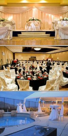 Let Elegant Event Creations help you if you need a group of event planners who provides party decorations in Rancho Cucamonga. These event designers have gained a number of well-rated reviews from previous clients.