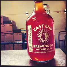 East End Brewing Co. in Pittsburgh, PA