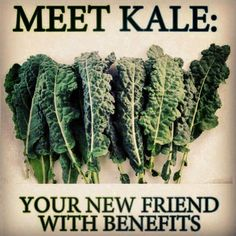 Kale is a great source of calcium. There is actually research showing that the calcium in kale is more easily absorbed and used by your body than the calcium in dairy products! Kale is also a great source of other essential minerals, including: manganese,potassium, sulfur, copper, sodium, iron, and phosphorus.