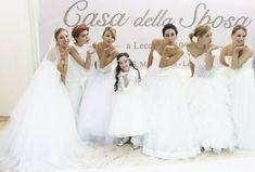L'Atelier di riferimento a Lecce e provincia, Casa della Sposa Lecce, la sicurezza di trovare non solo un'ampia scelta di vestiti da sposa ma la certezza di ricevere i consigli giusti da grandi esperti del settore