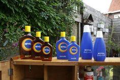 Nivea - zonnebrand olie/melk, body milk