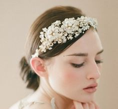 An Ornate Headband